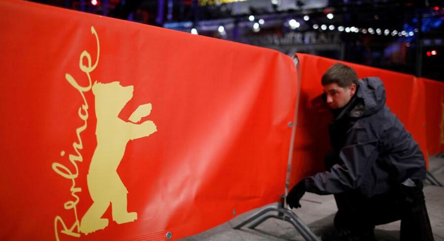 Den tyske skuespillerinde Claudia Eisinger har forgæves opfordret festivalen Berlinalen til at ændre farven på den berømte røde løber til sort for at protestere mod seksuelt misbrug.