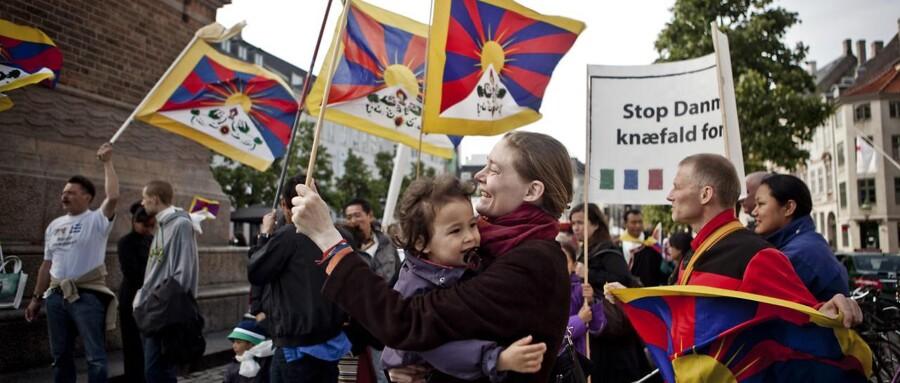 Politiet har besluttet at give erstatning til otte personer i Tibetsagen. (Foto: Dennis Lehmann/Scanpix 2016)
