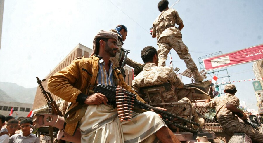 I 2015 dannede Saudi-Arabien en koalition og gik ind i konflikten i Yemen. Siden har 10.000 mistet livet.