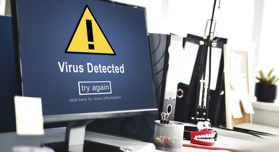 En række hackerværktøjer, som er stjålet fra den amerikanske efterretningstjeneste NSA, kan nu købes som abonnement hos en berygtet hackergruppe. Arkivfoto: Shutterstock/Scanpix