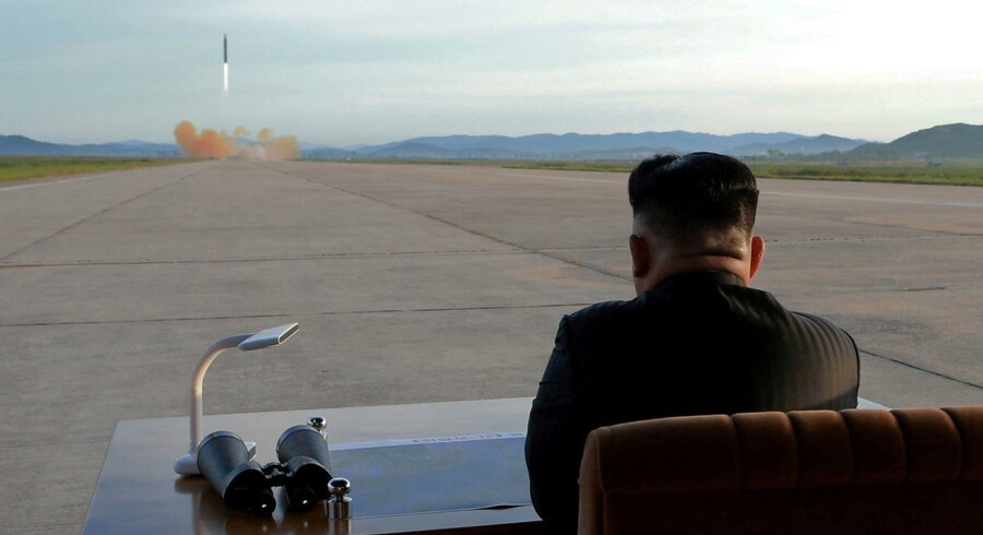 Nordkoreas leder, Kim Jong-un, har truet USA med krig før. Nu siger hans viceambassadør, at hele USA's fastland er inden for rækkevidde, og at USA kan blive mødt med atombomber.
