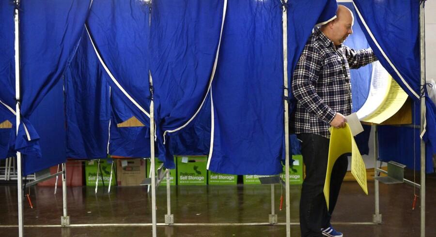 På stemmesedlerne til det kommende kommunalvalg er mindre end hver tredje kandidat en kvinde.