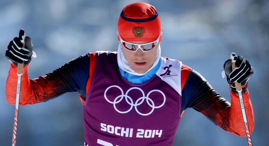 Den Internationale Olympiske Komité udelukker 111 russere fra vinter-OL.