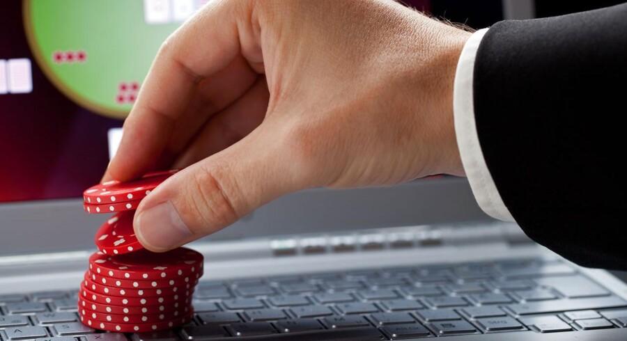 Spillemyndigheden har krævet adgangen til 24 spilsider på nettet lukket for danskerne i den første større sag af sin art. Arkivfoto: Iris/Scanpix