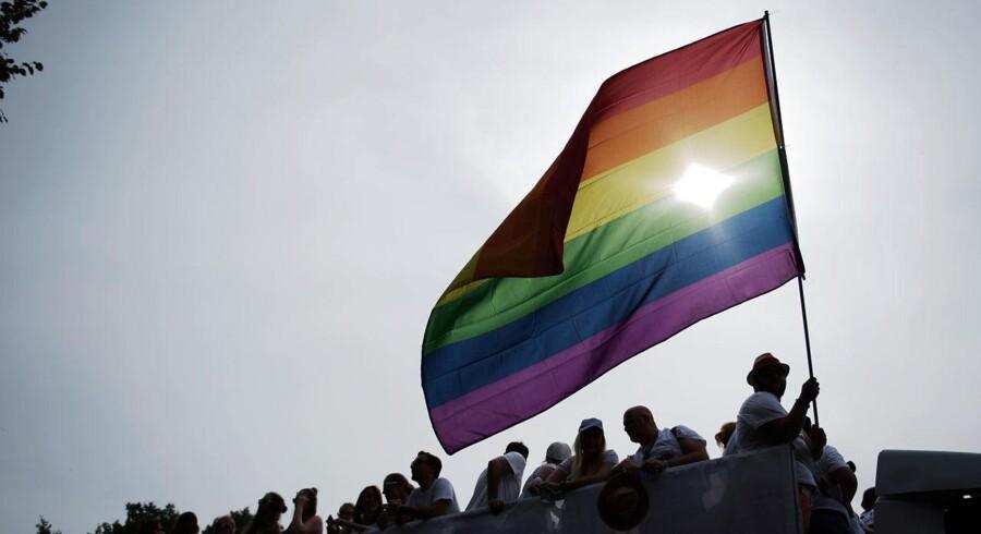 Cirka 1000 personer i New Zealand kan snart få slettet deres dom for at være homoseksuel fra straffeattesten. Arkivfoto.
