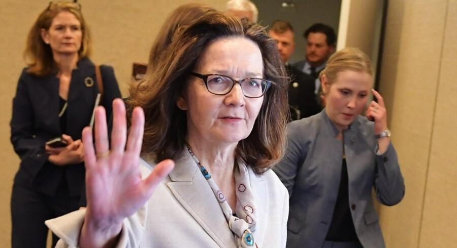 Gina Haspel ser ud til at blive CIA's første kvindelige direktør. Scanpix/Mandel Ngan