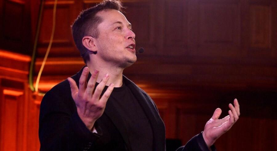 Tesla-stifter Elon Musk vil bekæmpe de enorme trafikproblemer i verdens storbyer med tunneler.