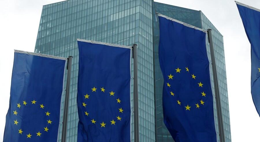 For medlemmer af euroklubben er bankunionen obligatorisk. Men Danmark overvejer at gå med.