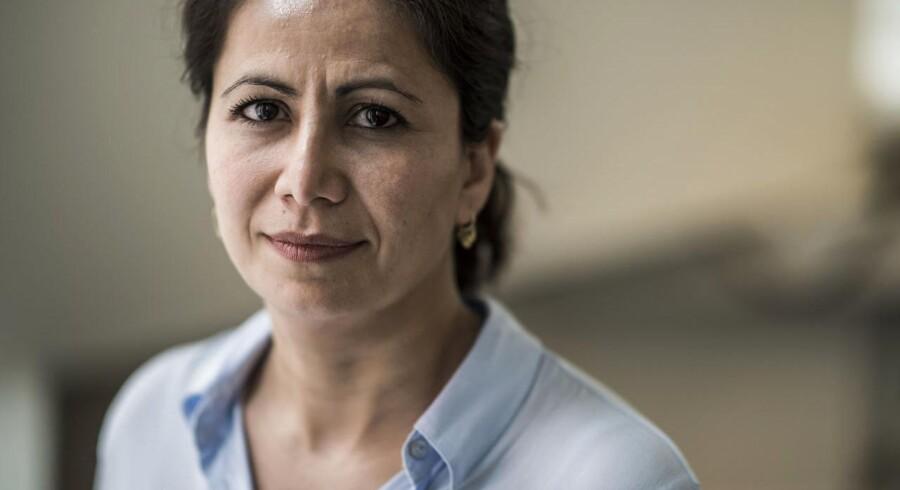 Arkivfoto. SF's støtte til lovstramning mod uledsagede flygtningebørn får partiprofil til at smække med døren.