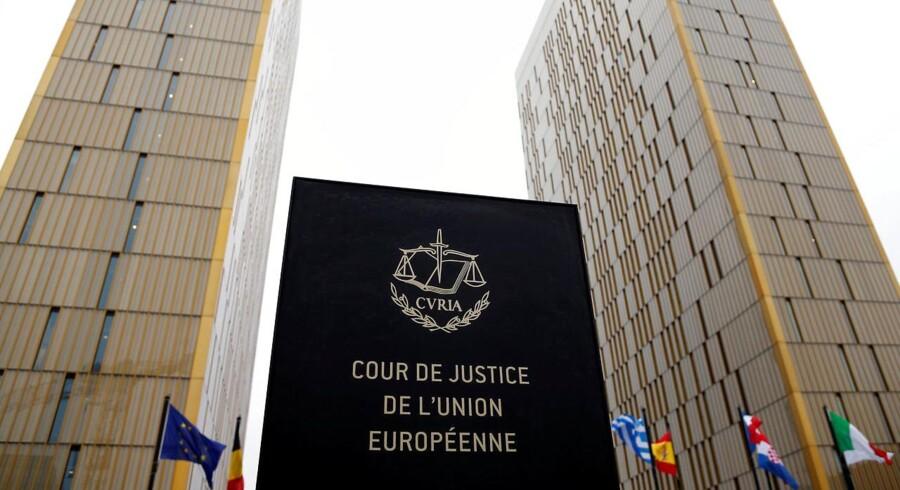 Ärkivfoto. En familie vil kunne løfte bevisbyrden mod en hepatitis b vaccineproducent, vurderer EU-Domstolen.