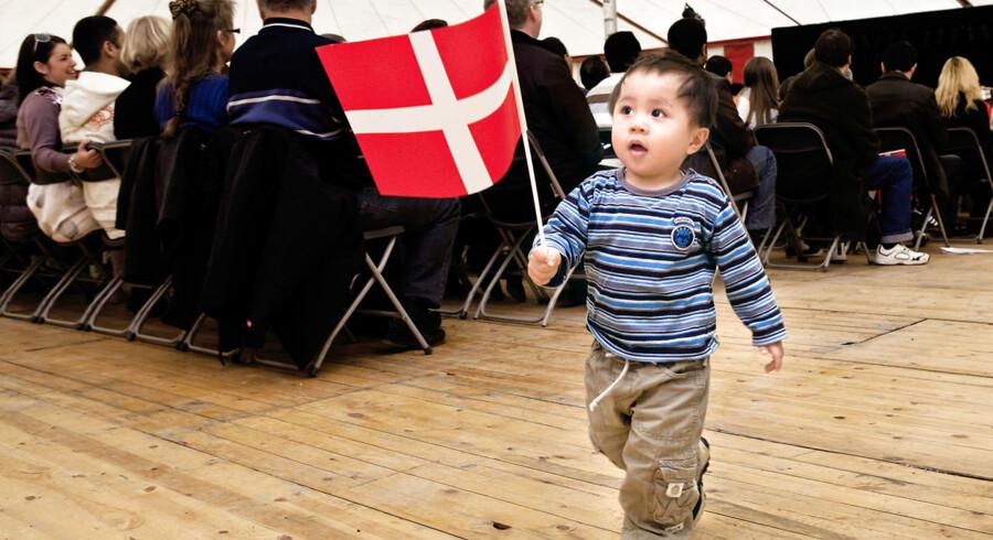 Nye danskere på Christiansborg d. 25. april 2010 - FORSIDE?