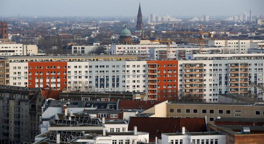 Arkivfoto. Modstand eller moderniseringsangst? Få ting kan få venstreradikale berlinere op i det røde felt som en amerikansk virksomhed, der flytter ind i kvarteret