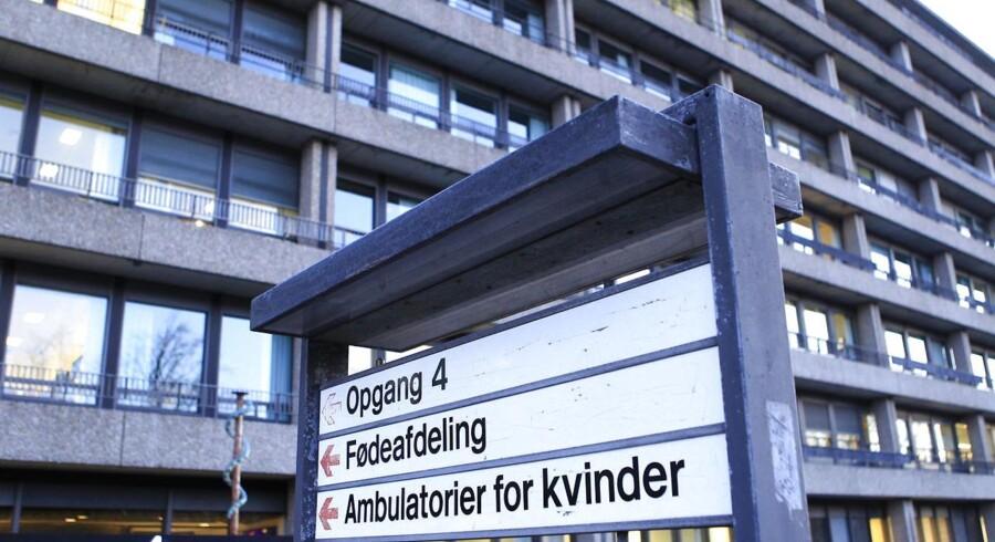 Danske regioner ruster sig mod hacker-angreb, efter britiske hospitaler blev lammet af et hacker-angreb fredag. (Foto: Nils Meilvang/Scanpix 2012)