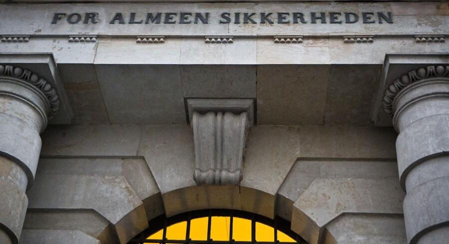 Arkivfoto: En sag om grov mishandling af tre børn på syv og ni år er onsdag indledt i Københavns Byret.