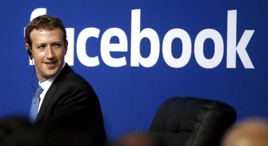 Arkivfoto. Facebook har siden 2009 kæmpet for adgang til det enorme kinesiske marked, men de mange anstrengelser og krumspring er ifølge eksperter nyttesløse.