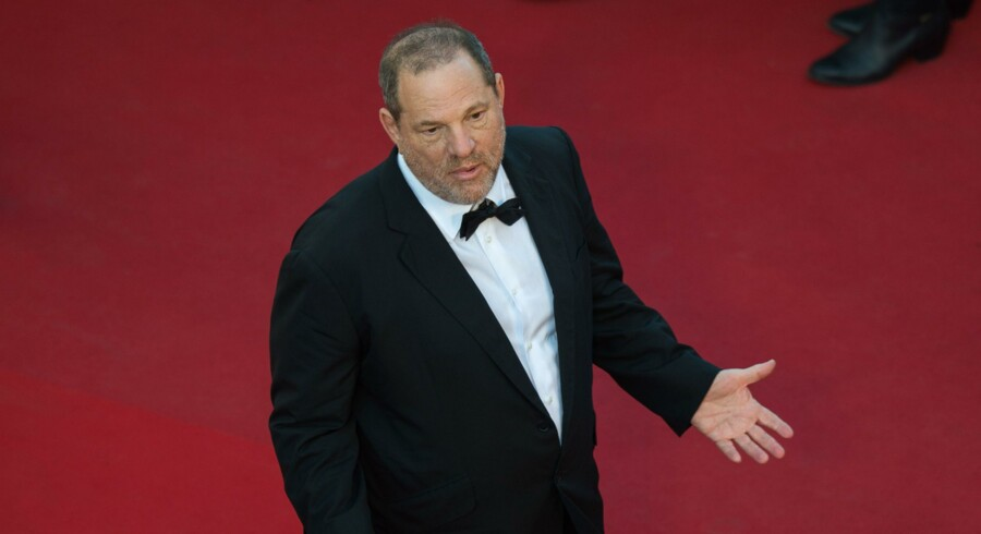Harvey Weinstein. Foto: Scanpix