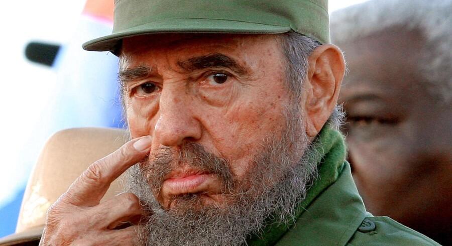 Fidel Castro i 2006.
