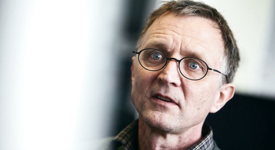 Anders Bondo Christensen har fået opfyldt sin ultimative betingelse om forhandlinger om lærernes arbejdstid, men der er stadig lang vej endnu, siger han om de kommende overenskomstforhandlinger. Arkivfoto.
