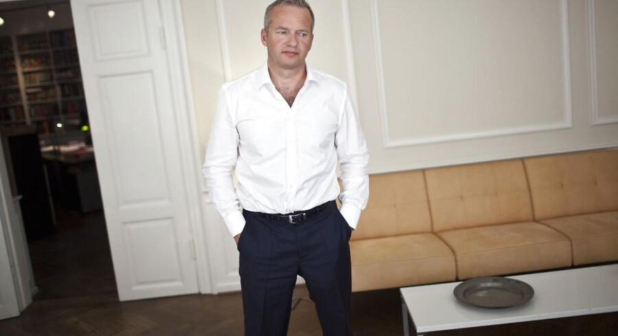Lars Tvede er serieiværksætter, investor og forfatter til en række bøger om vækst og innovation.