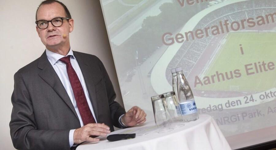 Den østjyske erhvervsmand Lars Fournais er klar til Coops formandsvalg