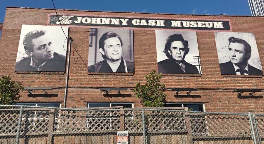 For fem år siden fik countrylegenden Johnny Cash sit eget museum i Nashville.