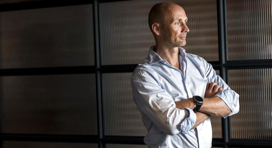 Jesper Boelskifte er direktør og stifter af restaurantkæden bag MASH og Bistro Sommelier, der skal ud over landets grænser. Men det tager tid og koster på bundlinjen.