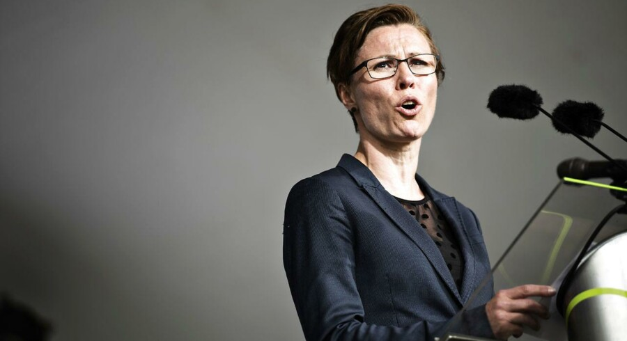 Winnie Grosbøll (S) er borgmester i Bornholms Kommune.
