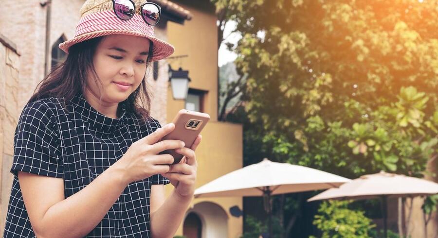 EU-Kommissionens plan om gratis trådløst Internet i de store byer og afskaffelse af roamingafgifterne i 2014 hænger ikke sammen med ønsket om at få teleselskaberne til at investere mere i bedre net og ny teknologi, lyder kritikken. Arkivfoto: Iris/Scanpix