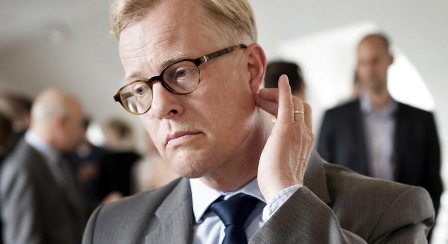 Carl Holst var regionsrådsformand i Region Syddanmark fra 2007 til 2015, hvor han blev valgt til Folketinget for Venstre.