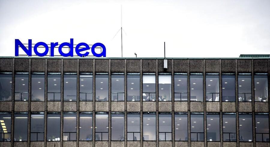 Nordeas danske hovedkontor på Strandgade 3 i København