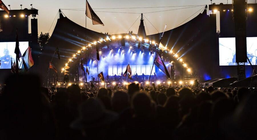 Nine Inch Nails og My Bloody Valentine bliver en del af årets Roskilde Festival. Peter Sommer på Orange Scene.