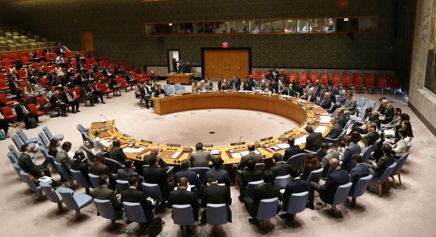 Arkivfoto. Nordkorea truer med, at USA vil betale en høj pris, hvis der indføres nye stramninger mod styret.