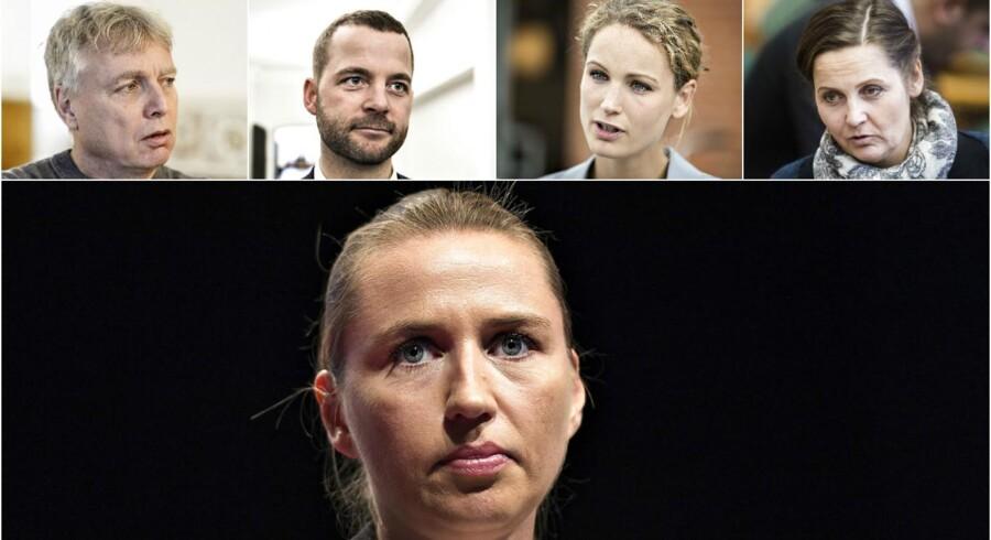 Et dobbeltinterview med Mette Frederiksen og Kristian Thulesen Dahl har sat gang i spekulationerne om, hvem der vil pege på hvem ved et kommende folketingsvalg