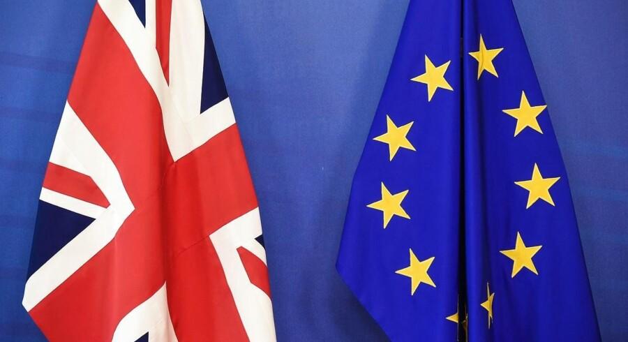 EU27 vil med afstemninger i november beslutte omplaceringen af EU-agenturer, der i øjeblikket er placeret i Storbritannien. Arkivfoto.