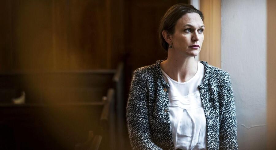 Undervisningsminister Merete Riisager (LA).