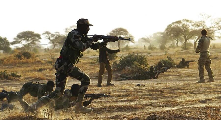 Det amerikanske militær bekræfter i en erklæring, at en fælles amerikansk-nigersk patrulje blev udsat for et angreb.
