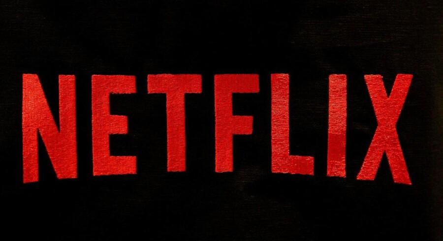 Streamingtjenesten Netflix og den amerikanske sygekasse Unitedhealth var med til at skabe positiv stemning på det amerikanske aktiemarked tirsdag, hvor de tre ledende indeks sluttede en regnskabstung dag med stigninger (Foto: STEPHANE DE SAKUTIN/Ritzau Scanpix)