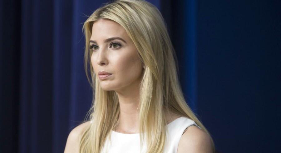 Ivanka Trump, datter af den amerkanske præsident, Donald J. Trump, er endog meget populær i Kina, hvor hun bliver set som et ikon, der formår at kombinere familie og karriere - og samtidig se brandgodt ud.