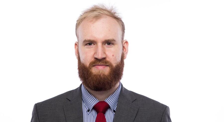 Casper Gronemann.