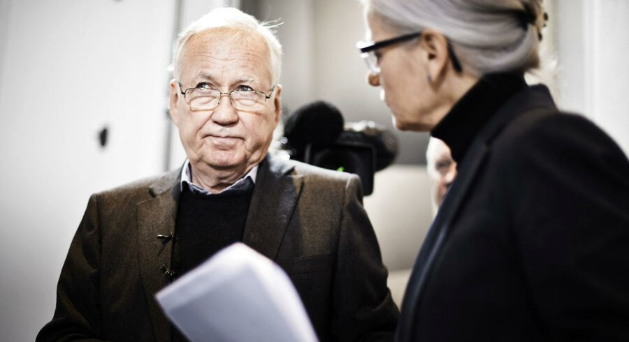 DR's formand Michael Christiansen mener, at kraftige nedskæringer kan skabe amerikanske tilstande i Danmark.