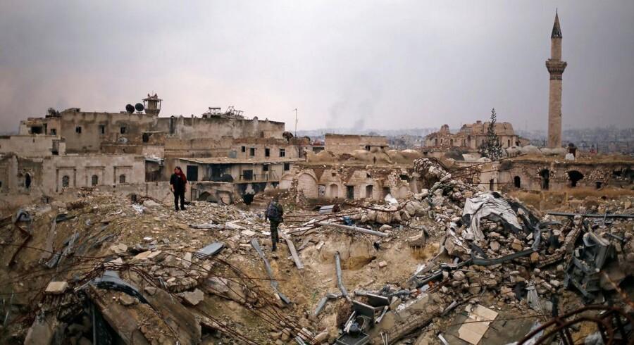 Tyrkiet og Rusland er nået til enighed om et forslag til våbenhvile i Syrien, skriver det tyrkiske nyhedsbureau Anadolu
