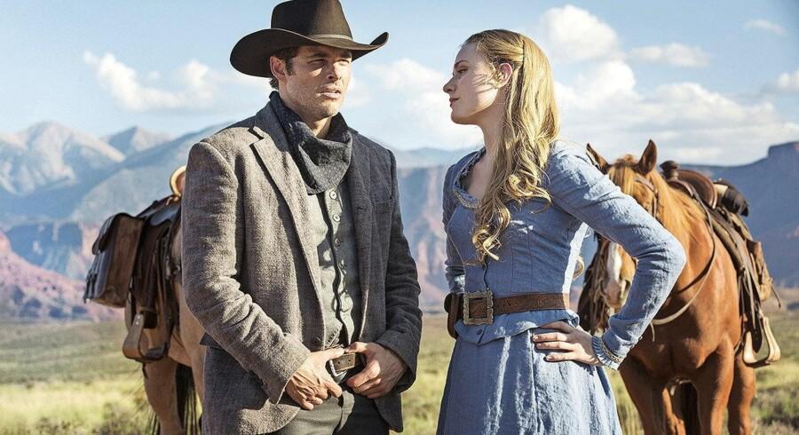HBO's nye seriesatsning »Westworld« er blevet stærkere efterhånden som sæsonen er skredet frem.