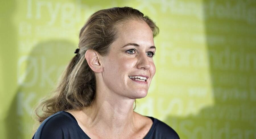 Maria Reumert Gjerding stiller op til posten som præsident for Danmarks Naturfredningsforening.