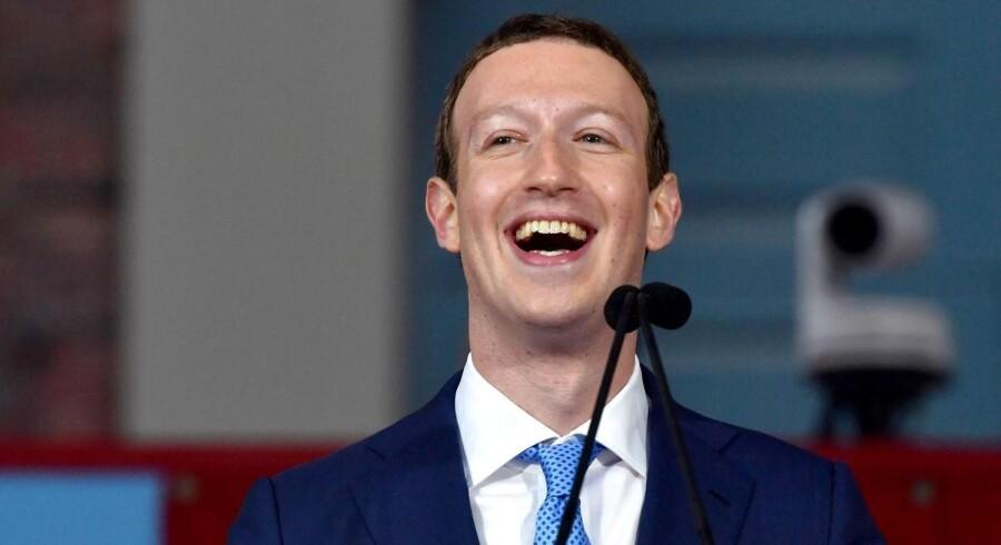Facebook har nu 2 milliarder brugere.