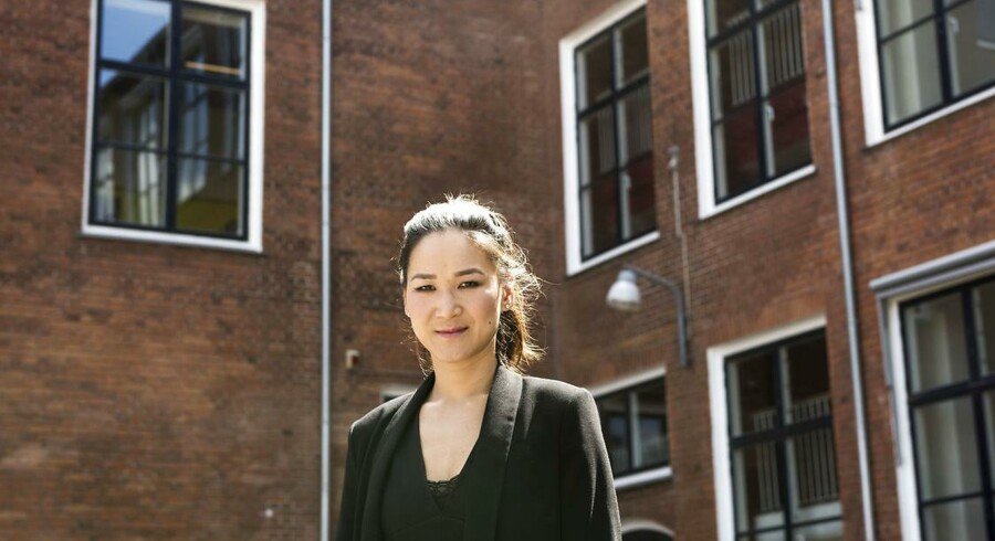 Bryllupssagen er meget problematisk for Anna Mee Allerslev, siger ekspert.