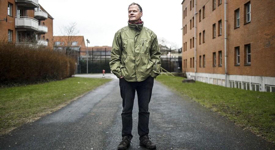 Henrik Højlund er ny præst i Kingo kirken på Nørrebro og dermed også Mjølnerparken