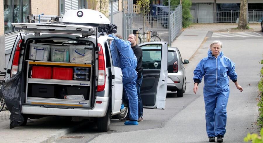 En 32-årig kvinde er blevet varetægtsfængslet i fire uger, sigtet for at have dræbt sin søn natten til søndag (Foto: Mathias Øgendal/Scanpix 2017)