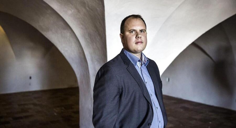 Dansk Folkepartis udlændingeordfører, Martin Henriksen.