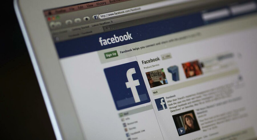 Hvis du er på Facebook, så skal du benytte dit rigtige navn – det er en del af brugeraftalen.