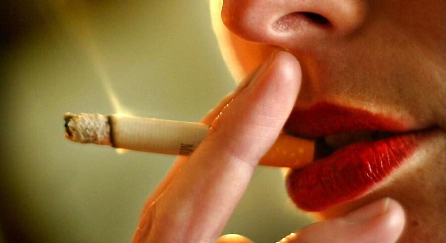 For første gang testes det nu herhjemme, om udsigten til økonomisk belønning kan få flere til at holde op med at ryge.
